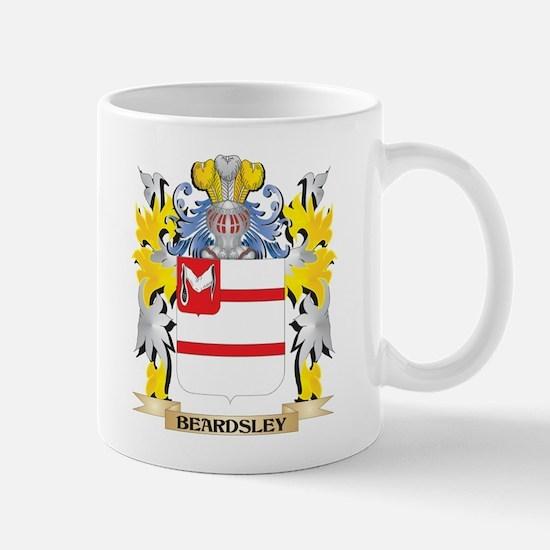 Beardsley Coat of Arms - Family Crest Mugs