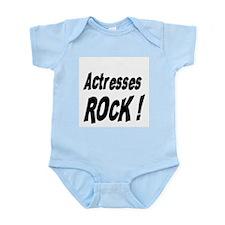 Actresses Rock ! Infant Bodysuit