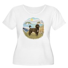 RowBoat-Brown T-Shirt
