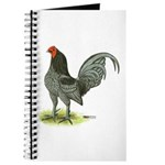 Blue OE Cock Journal