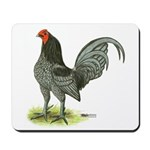 Blue OE Cock Mousepad