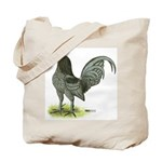 Blue OE Cock Tote Bag