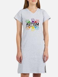 Autism Women's Nightshirt