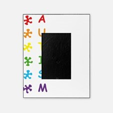 Autism Facts Picture Frame