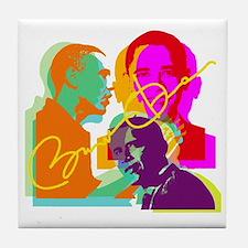 obama-multi Tile Coaster