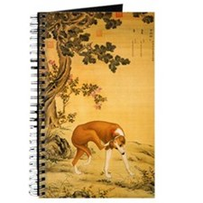 Unique Saluki dogs Journal