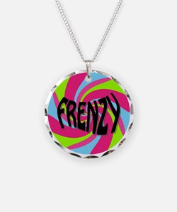 Frenzy_circle_t_shirt2 Necklace