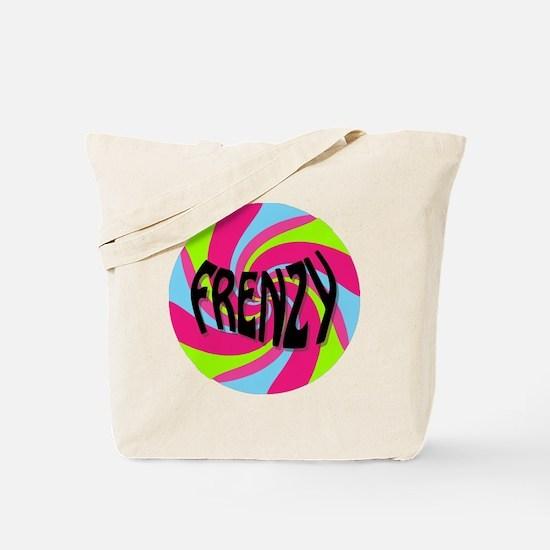 Frenzy_circle_t_shirt2 Tote Bag