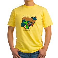 Nigeria language map copy T
