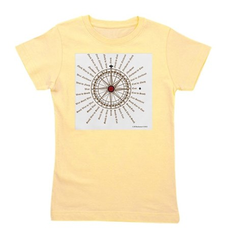 #V-62 Compose square Girl's Tee