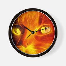 postfiry Wall Clock