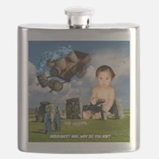 Stonehenge 2 Flask
