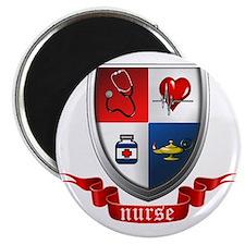Nursing Crest Magnet