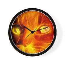 postfiry2 Wall Clock