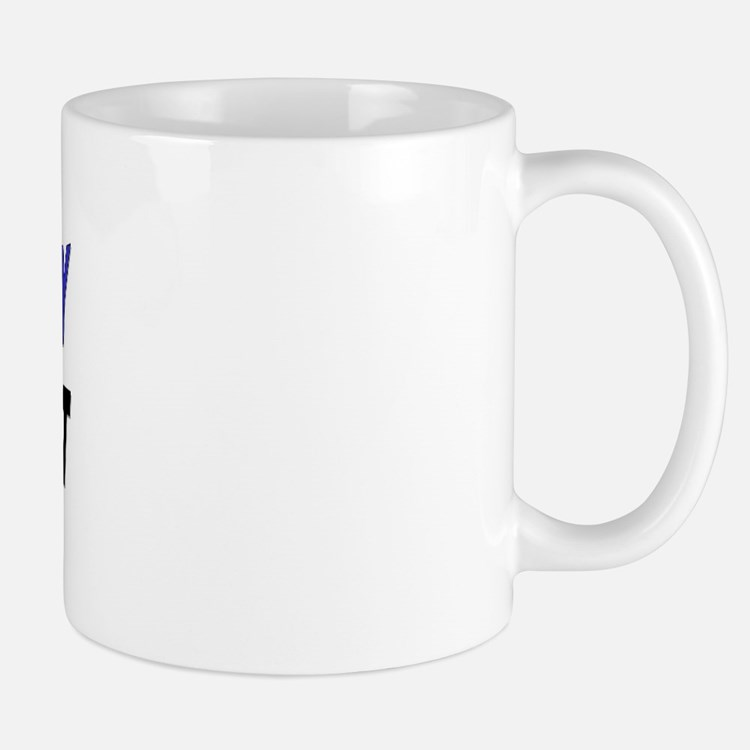 Life is Straight Mug