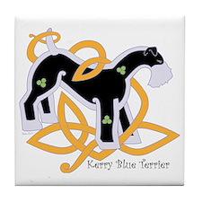 KerryBlueTrans Tile Coaster