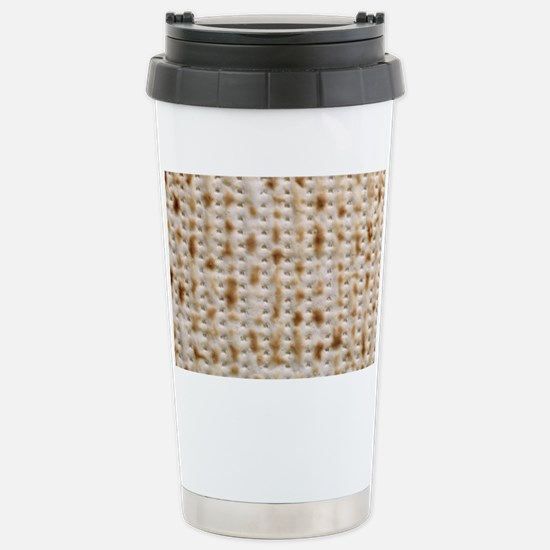 matzo, 828kb Stainless Steel Travel Mug