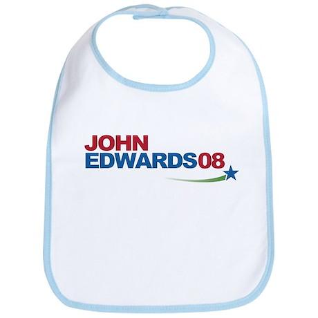 john edwards logo gear Bib