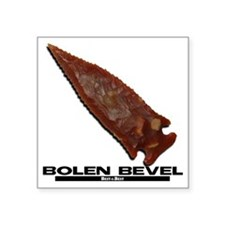 "Bolen2 Square Sticker 3"" x 3"""