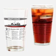 Tico_CG-52_TShirt_Back Drinking Glass