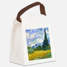 Pillow VG Fields Cypresses Canvas Lunch Bag