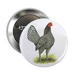 Blue OE Hen Button