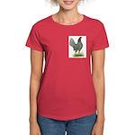 Blue OE Hen Women's Dark T-Shirt