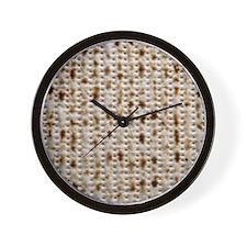 matzoh, thong, 2x Wall Clock