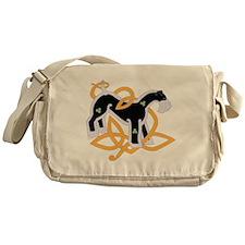 KerryBlueTrans Messenger Bag