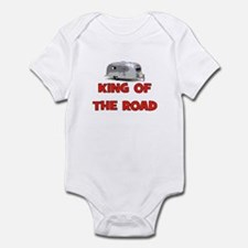 KING OF THE ROAD Infant Bodysuit