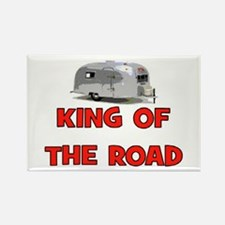 KING OF THE ROAD Rectangle Magnet