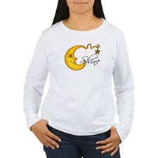 Glowing MoonShine With Star T-Shirt