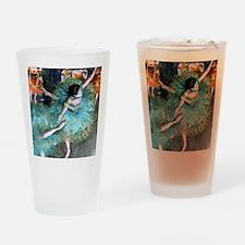 iPad Degas GreenD Drinking Glass