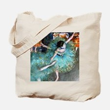 iPad Degas GreenD Tote Bag