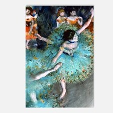 iPad Degas GreenD Postcards (Package of 8)