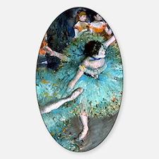 iPad Degas GreenD Decal