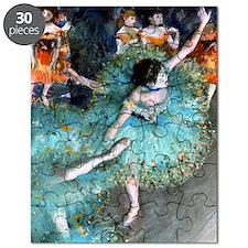 iPad Degas GreenD Puzzle