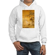 Standing Fawn Hoodie