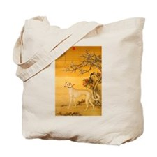 Standing Fawn Tote Bag