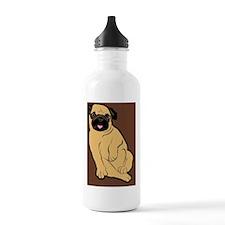ipad2CoverSweetiePug Water Bottle