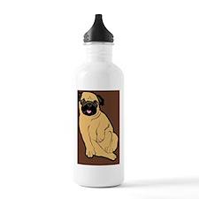 nexusSweetiePug Water Bottle