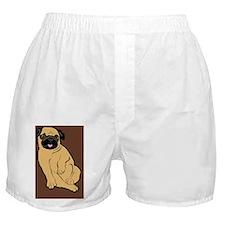 nookSleeveSweetiePug Boxer Shorts