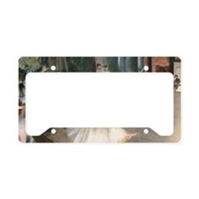 Bag Degas Onstage License Plate Holder