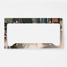 Bag Degas Onstage License Plate Holder
