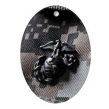 Austin Oval Ornament
