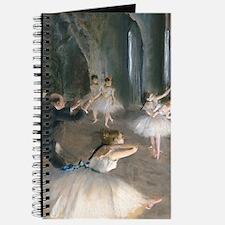 K/N Degas Onstage Journal
