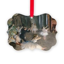 PC Degas Onstage Ornament