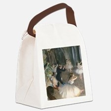NC Degas Onstage Canvas Lunch Bag