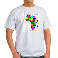 africa puzzle T-Shirt