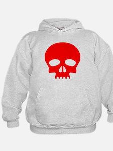 Red Skull Hoodie
